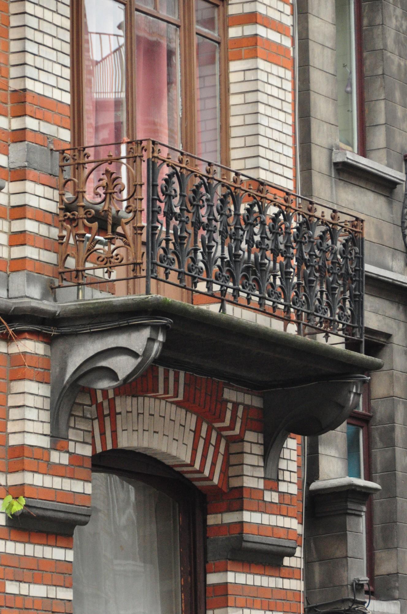 Rue josaphat 269 schaerbeek bruxelles ville d 39 architectes for Architecte bruxelles